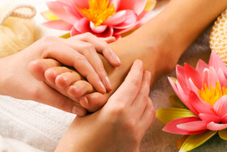 reflexology massage edinburgh
